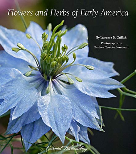9780300145366: Flowers and Herbs of Early America