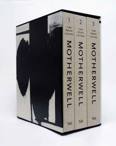 ROBERT MOTHERWELL Paintings and Collages. A Catalogue: Flam, Jack, Katy