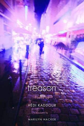 9780300149586: Treason: Poems by Hédi Kaddour