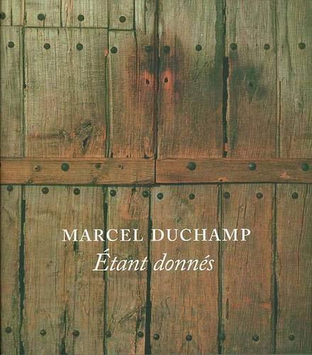 9780300149791: Marcel Duchamp: Etant Donnes
