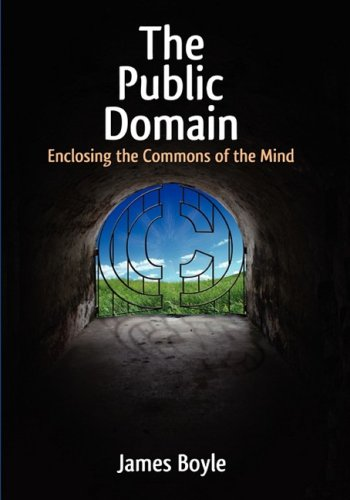 9780300150698: Public Domain: Enclosing the Commons of the Mind