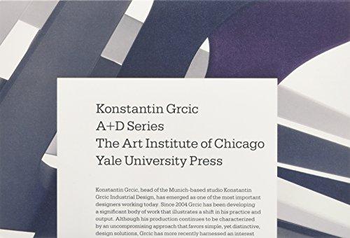 9780300151046: Konstantin Grcic: Decisive Design (A+D Series)