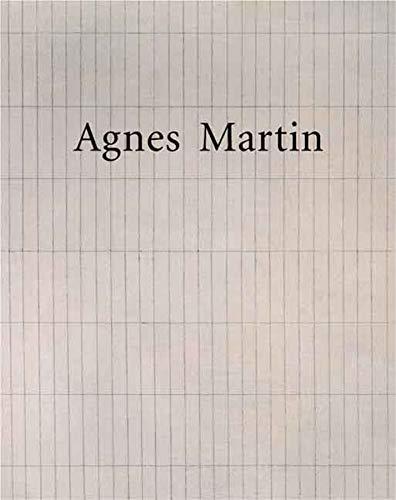 9780300151053: Agnes Martin (Dia Foundation)