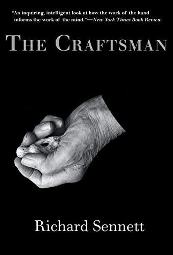 9780300151190: The Craftsman