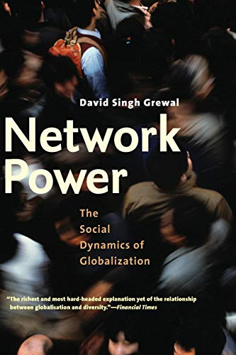 9780300151343: Network Power: The Social Dynamics of Globalization