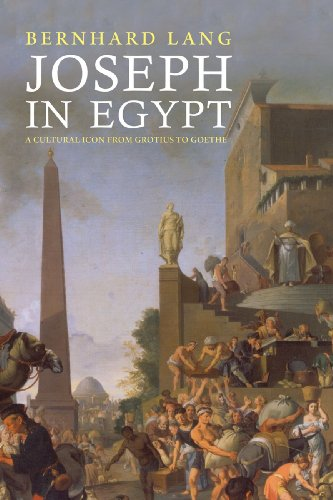 9780300151565: Joseph in Egypt: A Cultural Icon from Grotius to Goethe