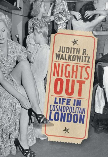 9780300151947: Nights Out - Life in Cosmopolitan London