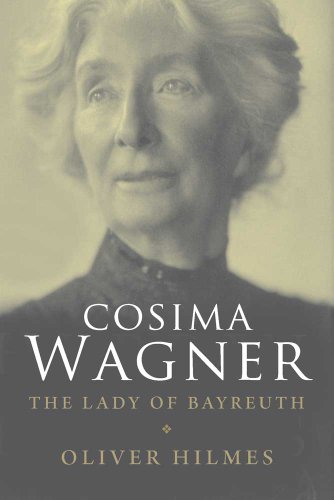 9780300152159: Cosima Wagner: The Lady of Bayreuth