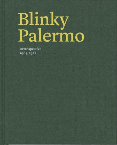 9780300153668: Blinky Palermo: Retrospective 1964-77