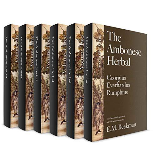 9780300153767: The Ambonese Herbal, Volumes 1-6