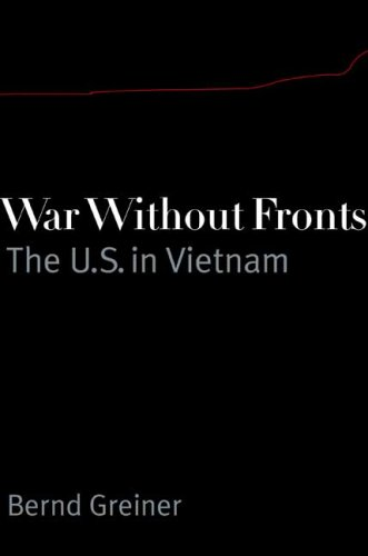 9780300154511: War Without Fronts: The USA in Vietnam