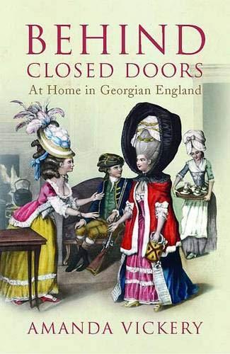 9780300154535: Behind Closed Doors - At Home in Georgian England