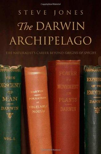 The Darwin Archipelago: Jones, Steve