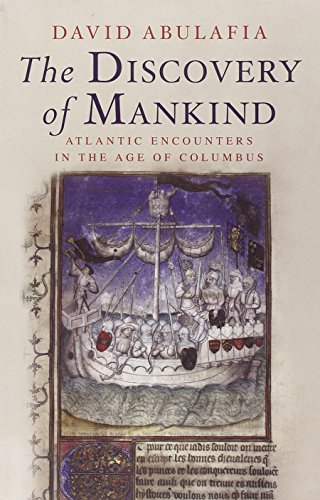 9780300158212: The Discovery of Mankind: Atlantic Encounters in the Age of Columbus