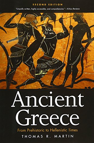 9780300160055: Ancient Greece - From Prehistoric to Hellenistic Times, Second Edition