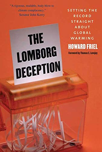 9780300161038: The Lomborg Deception: Setting the Record Straight About Global Warming