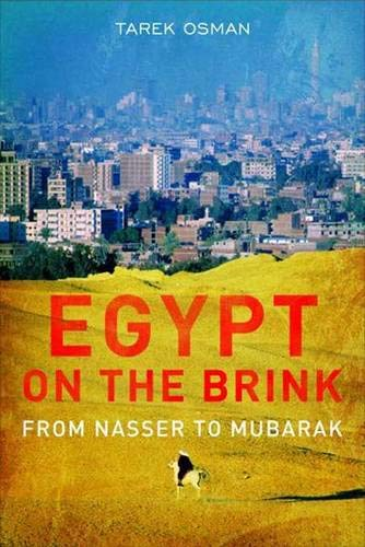 9780300162752: Egypt on the Brink: From Nasser to Mubarak