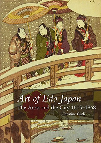 9780300164138: Art of Edo Japan - The Artist and the City 1615-1868