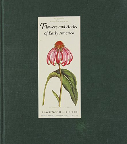 9780300164541: Flowers and Herbs of Early America