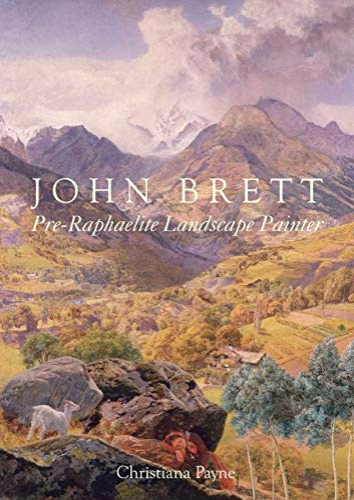 9780300165753: John Brett: Pre-Raphaelite Landscape Painter (The Paul Mellon Centre for Studies in British Art)
