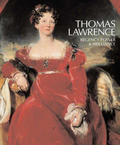 9780300167184: Thomas Lawrence: Regency Power & Brilliance (Yale Center for British Art)
