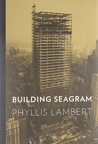 Building Seagram (signed by author)