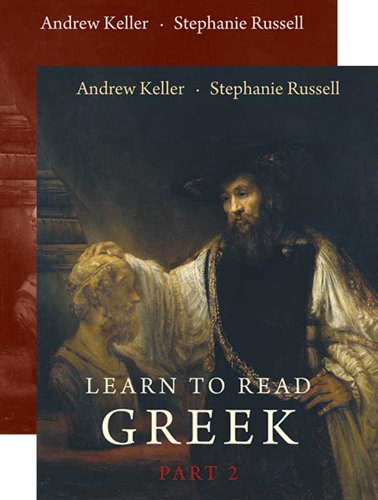 9780300167726: Learn to Read Greek: Part 2, Textbook and Workbook Set