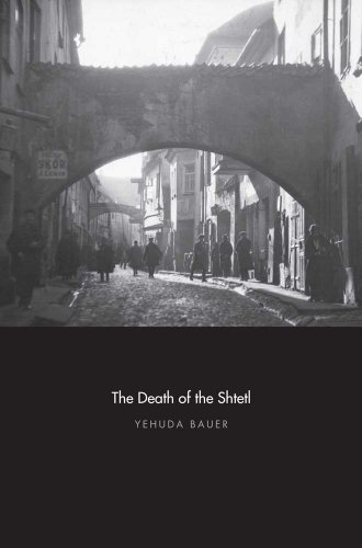 9780300167931: The Death of the Shtetl