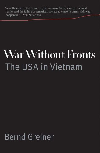 9780300168044: War Without Fronts: The USA in Vietnam