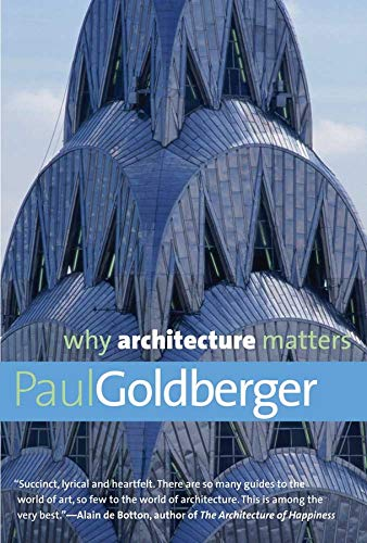9780300168174: Why Architecture Matters (Why X Matters Series)