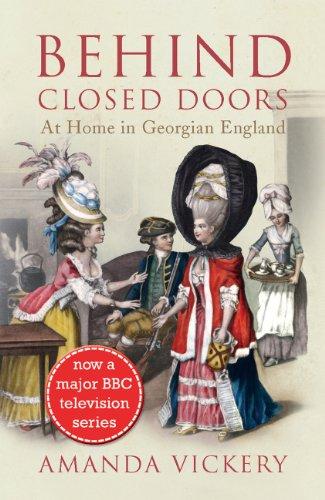 9780300168969: Behind Closed Doors: At Home in Georgian England