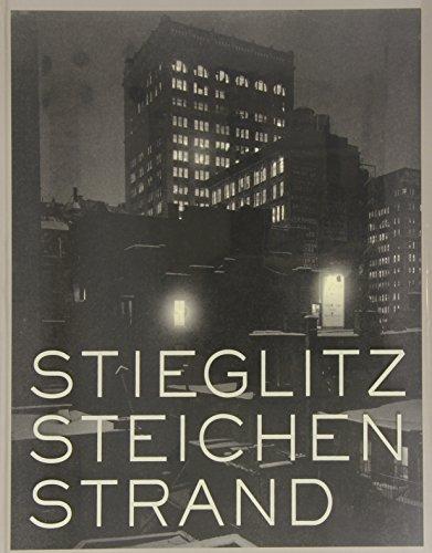 9780300169010: Stieglitz, Steichen, Strand: Masterworks from the Metropolitan Museum of Art