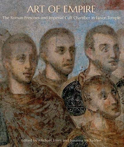 9780300169126: Art of Empire: The Roman Frescoes and Imperial Cult Chamber in Luxor Temple