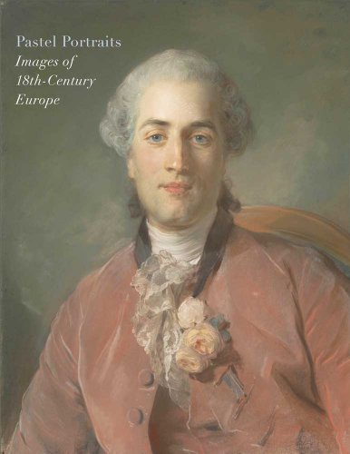 9780300169812: Pastel Portraits: Images of 18th-Century Europe