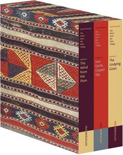 9780300170399: The Wind from the Plain [3-vol. boxed set]: A Trilogy (The Margellos World Republic of Letters)