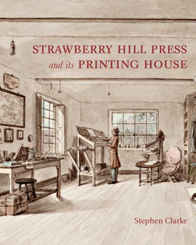 9780300170405: The Strawberry Hill Press and its Printing House (Miscellaneous Antiquities)