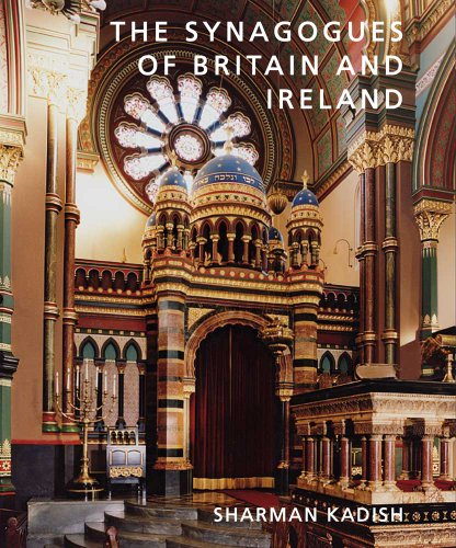 9780300170511: The Synagogues of Britain and Ireland: An Architectural and Social History (The Paul Mellon Centre for Studies in British Art)