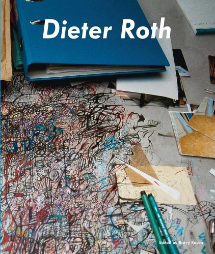 9780300170795: Dieter Roth, Björn Roth: Work Tables and Tischmatten
