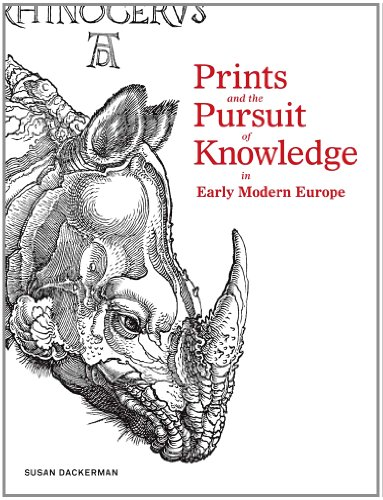9780300171075: Prints and the Pursuit of Knowledge in Early Modern Europe (Harvard Art Museums)