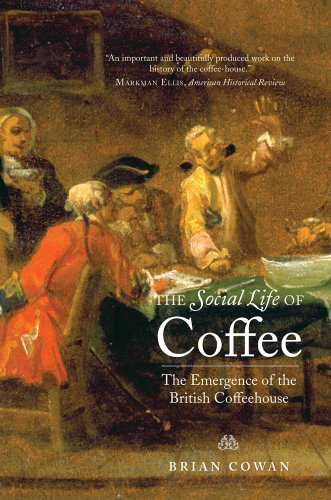 9780300171228: The Social Life of Coffee: The Emergence of the British Coffeehouse