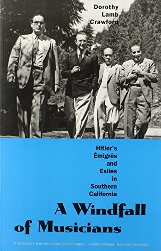 9780300171235: A Windfall of Musicians: Hitler's Émigrés and Exiles in Southern California