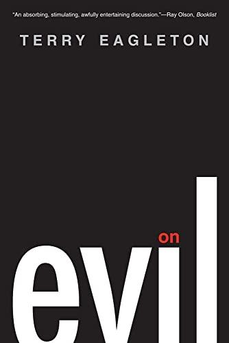 9780300171259: On Evil
