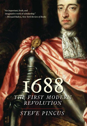 9780300171433: 1688: The First Modern Revolution (The Lewis Walpole Series in Eighteenth-Century Culture and History)