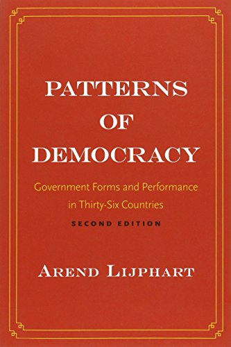 9780300172027: Patterns of Democracy: Government Forms and Performance in Thirty-Six Countries