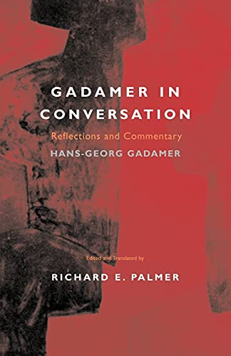 9780300172232: Gadamer in Conversation: Reflections and Commentary (Yale Studies in Hermeneutics)