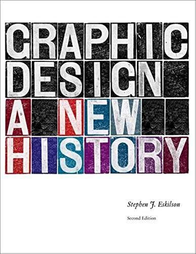 9780300172607: Graphic Design: A New History