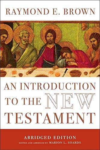 9780300173123: An Introduction to the New Testament: The Abridged Edition (The Anchor Yale Bible Reference Library)