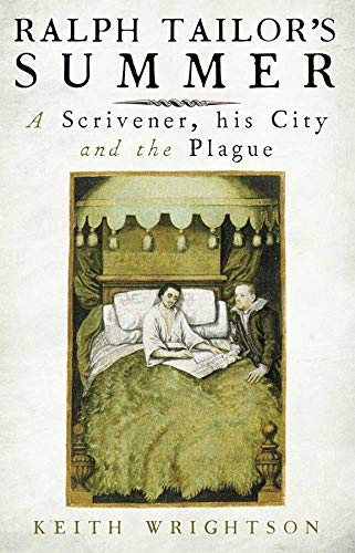 9780300174472: Ralph Tailor's Summer: A Scrivener, His City, and the Plague