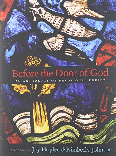 9780300175202: Before the Door of God: An Anthology of Devotional Poetry
