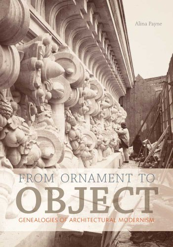 9780300175332: From Ornament to Object: Genealogies of Architectural Modernism